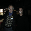 With Donald Knuth, Author of 'The Art of Computer Programming' and Turing Award Winner, at Stanford University